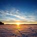 Sylvan Lake Sunset by Matt Molloy