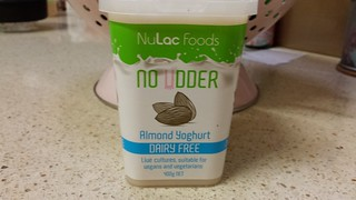 Almond Milk Yoghurt
