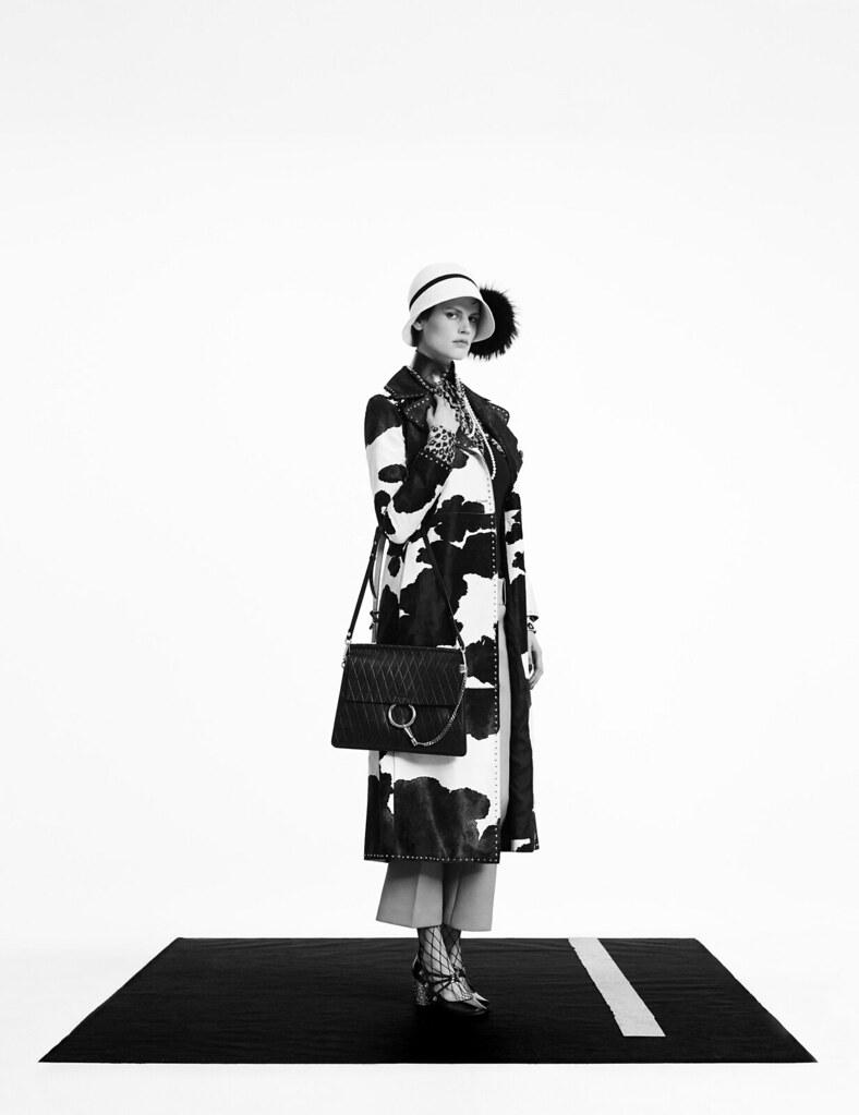 Саския де Брау — Фотосессия для «W» 2015 – 3