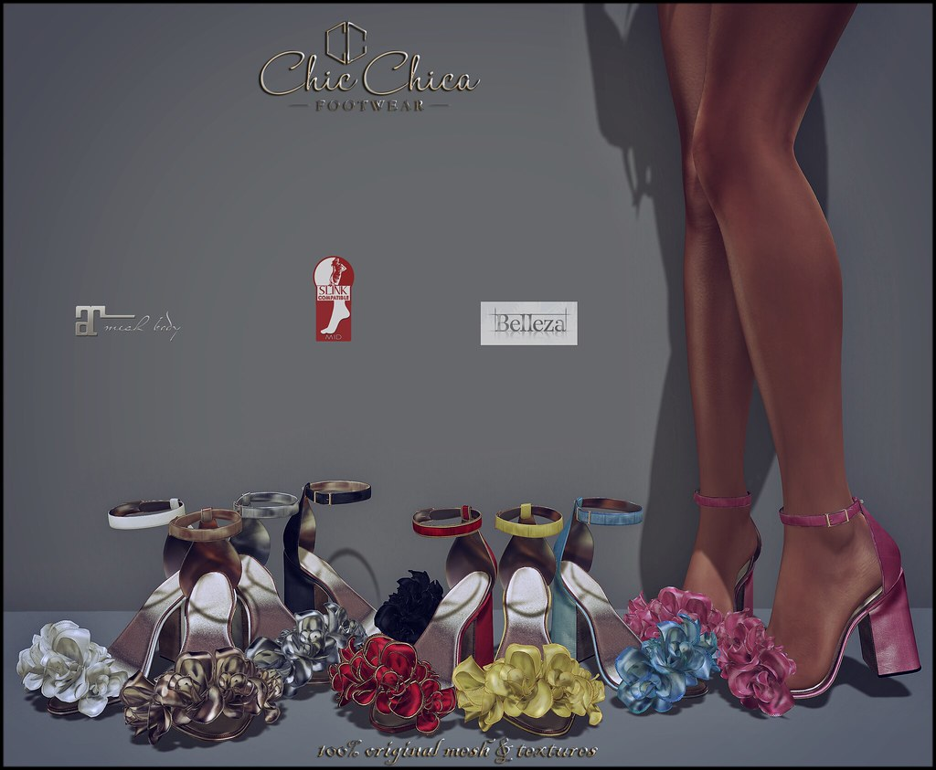 Nicole by ChicChica @ Tres Chic soon - SecondLifeHub.com