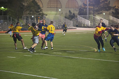 POM Intramural Flag Football Semi-Finals