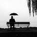 The Umbrella Man #06 by Thomas Leuthard