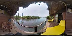 The Lagoon Floating Lodge at Libassa Ecolodge