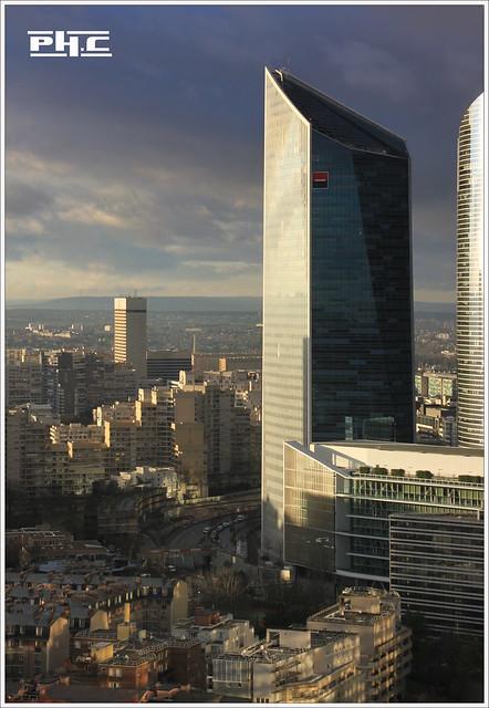 Tour Granite - La Défense