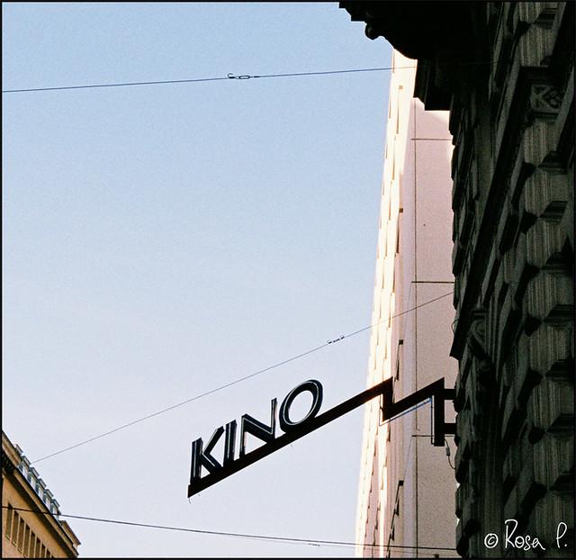 Autriche - Vienna - Kino