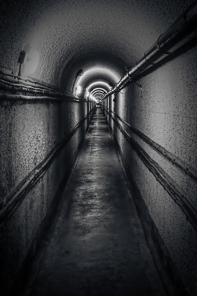 Inside Maginot Line