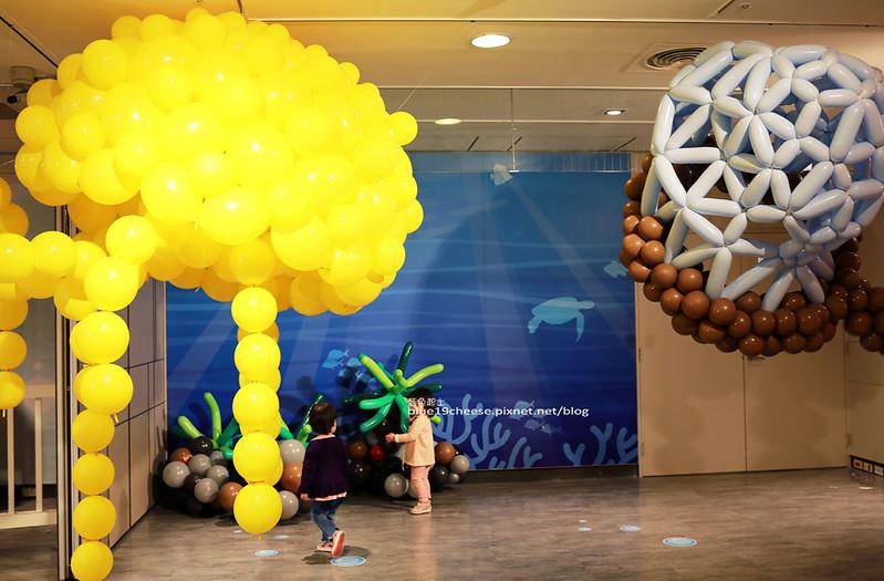 33252380451 fe5c372b7d c - 童趣幻想.氣球探索遊樂園-穿過彩虹隧道.來到氣球樂園.空中陸地海洋通通有.還有卡友限定的氣球泡泡池喔.台中新光三越10F天空劇場.3/11~3/29.免費入場參觀.假日親子遊