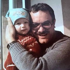 Today in Italy it is Father's Day and San Giuseppe. Happy Father's Day to all the daddies of the world, especially to the best one, mine! Auguri papà! Sempre con me:heart: . . . . . #papa #HappyFathersDay #FestaDelPapa #fathersday #auguripapa #ilmiopapa #