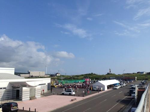 rishiri-island-RSN-festival-outside