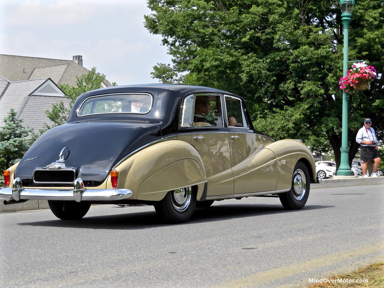 Armstrong-Siddeley Star Sapphire Rear
