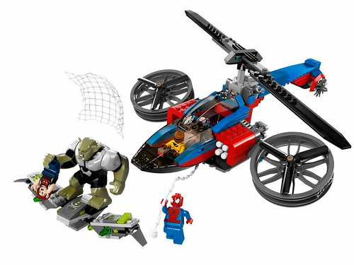 LEGO Ultimate Spider-man 76016