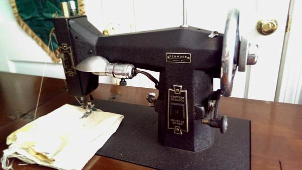 Emily's Sewing machine
