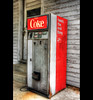 Vintage Coke Machine by photojourney57 (Thank you for 2 million + views!!)