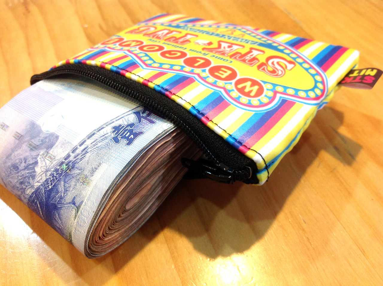stack-好萊塢風格-防水零錢包-02