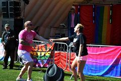 Plymouth Pride 2015 - Plymouth Hoe -y