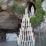 Lourdes cave