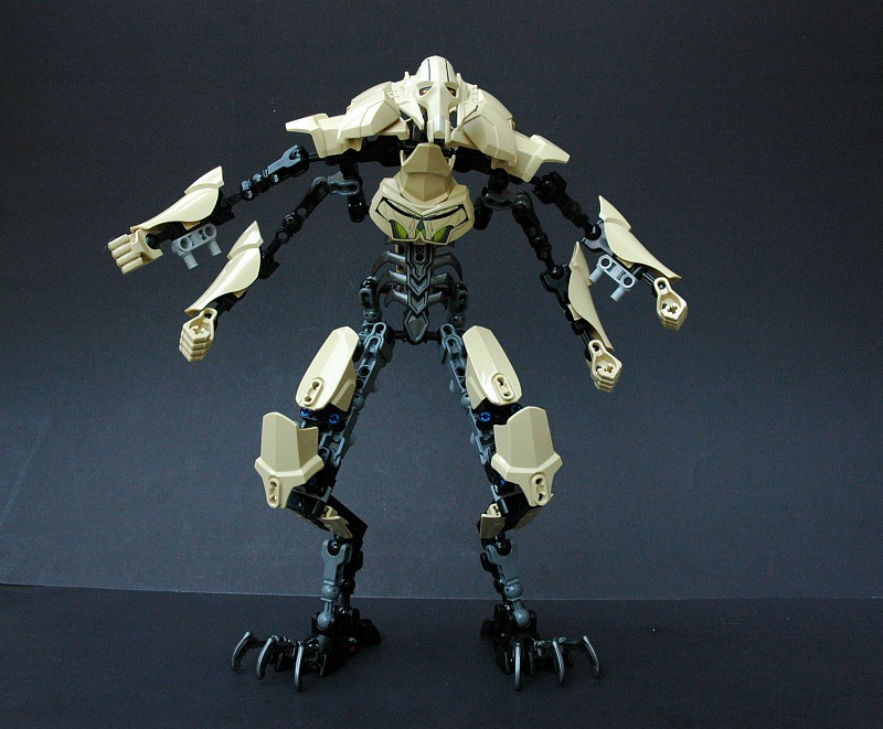 Review: 75112 General Grievous - LEGO Action Figures ...