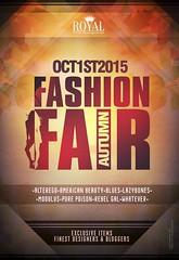 Fashion Fair Autumn 2015