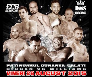 Heute ab 20:00 Uhr www.ecboxing.de