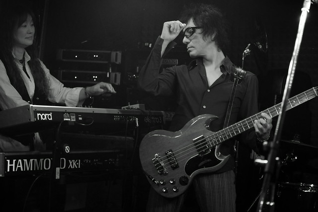 TONS OF SOBS live at Crawdaddy Club, Tokyo, 12 Sep 2015. 427