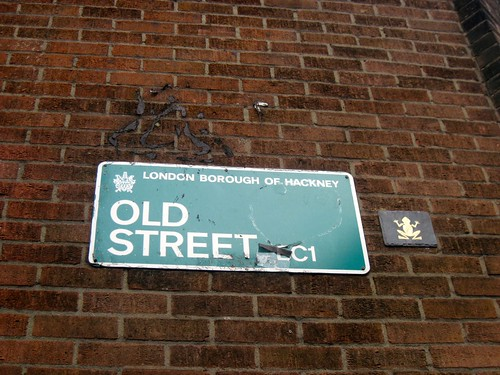 Frog on Old Street