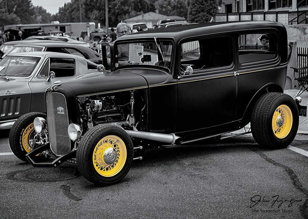 32 Ford Custom Rod