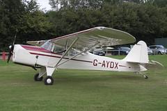 G-AYDX Popham