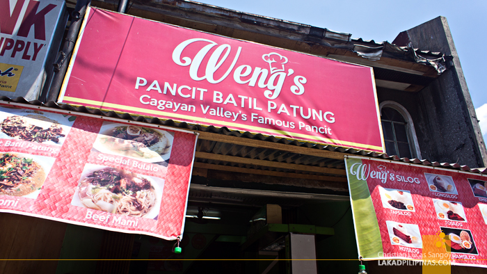 Wengs Pancit Batil Patung Quezon City