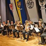 Festprogramm mit der Blaskapelle Billed-Alexanderhausen