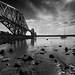 Forth Rail Bridge by john.gilmore57