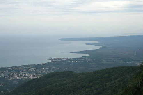 View from Mount Isabel / Blick vom Mount Isabel - Puerto Plata