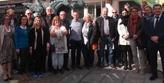 Norwegians visit Surrey
