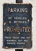 Parking Prohibited by Mukumbura