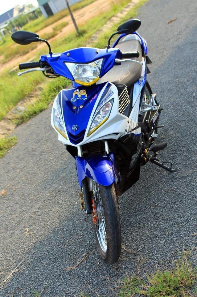 Yamaha Spark RX 135i phien ban loi - 3