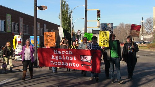 March Against Monsanto - October 2015