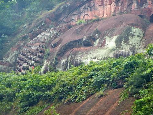 CH-Leshan-Bouddha oriental (20)