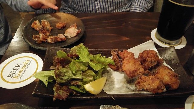 E loves his Karaage