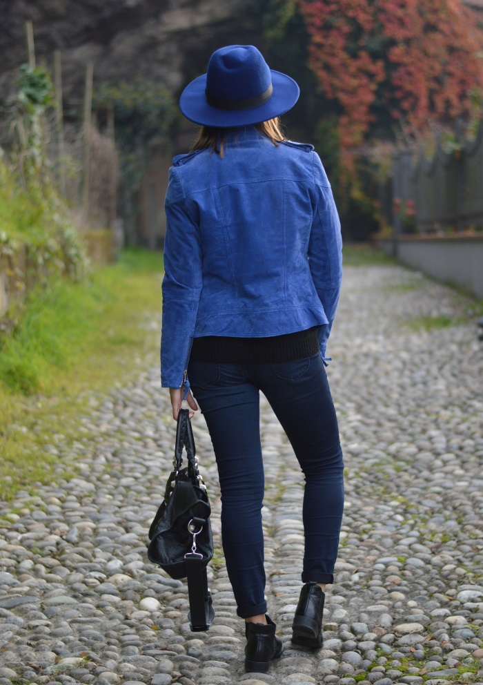cappello, hat, H&M, wildflower girl, look (4)