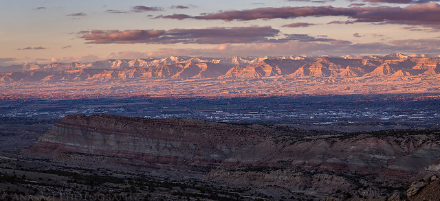 Grand Valley Sunset