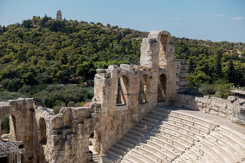 Visiting the Acropolis, 14 September 2015 035-1