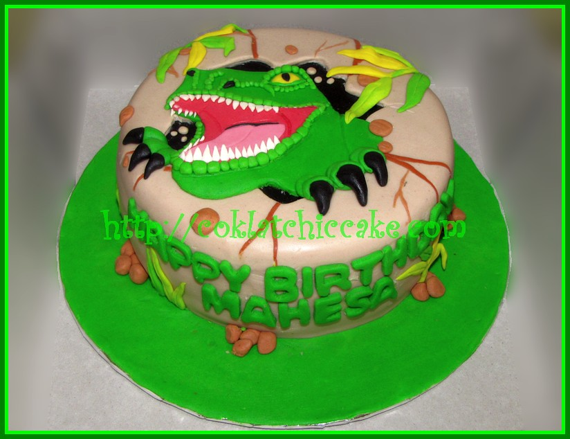 Cake Dinosaurus / cake jurassic world