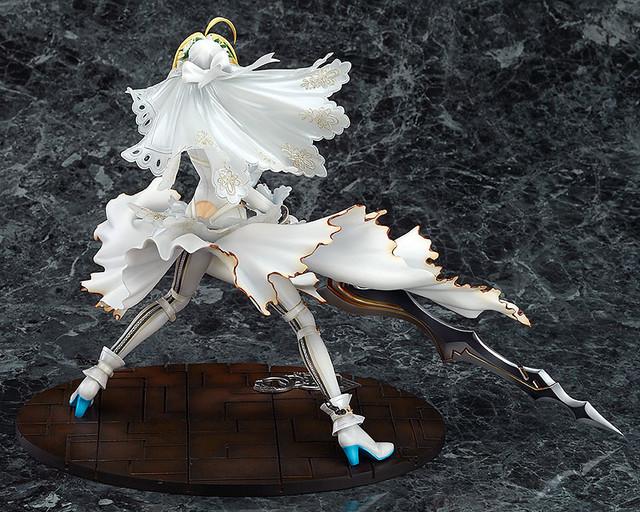 『Fate/EXTRA CCC』Saber Bride 精彩作品推薦!