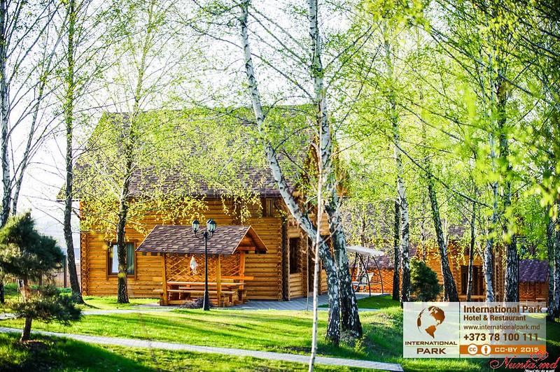 International Park - Complex de odihnă & Restaurant