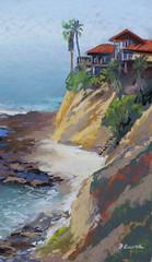 Cresent Bay overlook
