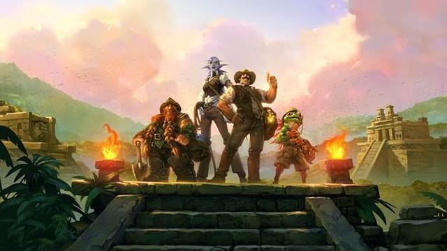 Liga de Expedicionarios de Hearthstone busca nuevos aventureros!