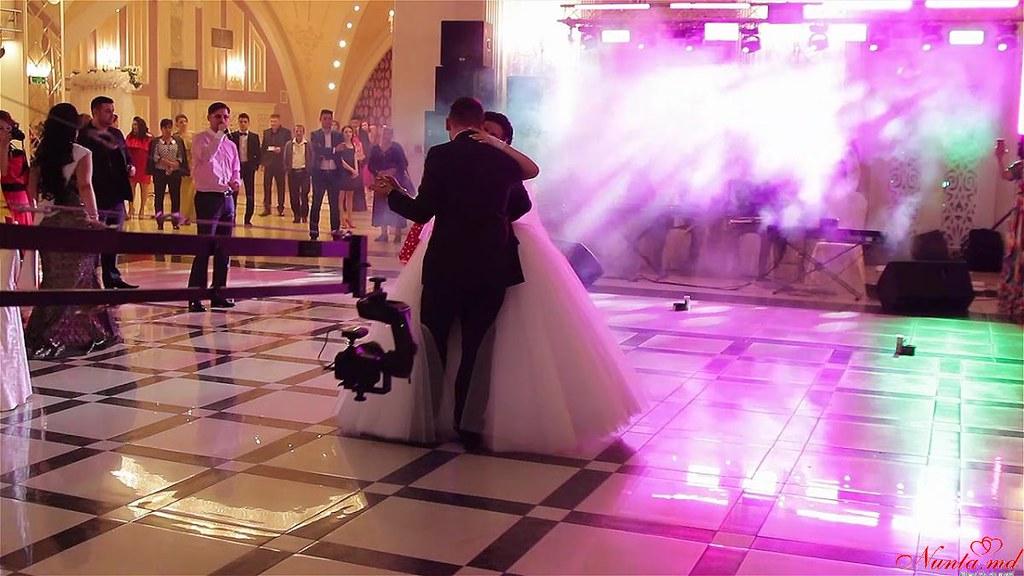 Videograf Artur Paluţa  > Filmare cu macara!