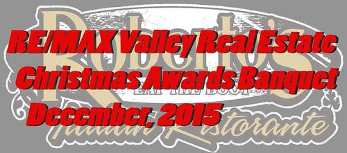 RE/MAX Christmas Awards Banquet 2015