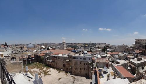 Jerusalem, Israel panorama