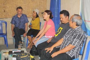 Diskusi Desa Ngadu Ollu
