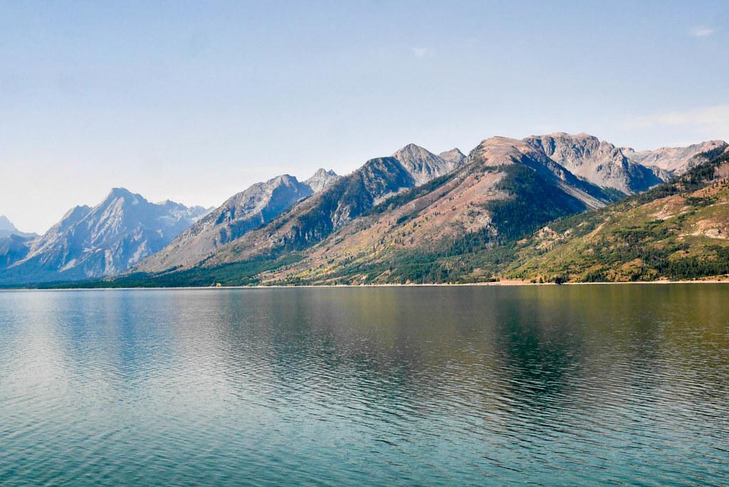 Jackson Lake Hot Springs Wyoming Around Guides